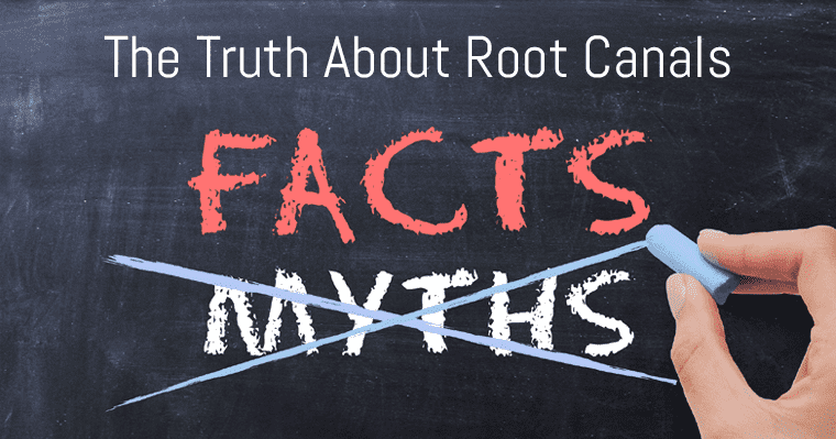 People have heard many myths about root canals. Here are the facts!
